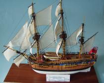 HMS Endeavour 1768 skala 1:96