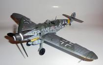 Me 109G-6 Kartonowa Kolekcja