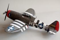 P-47D-11 Thunderbolt (Kartonowy Arsenał]