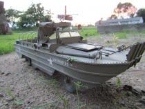 GMC DUKW model wykonany przez camilllo