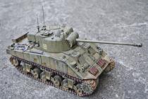 Sherman IC Firefly (Answer) model wykonany przez ediacz